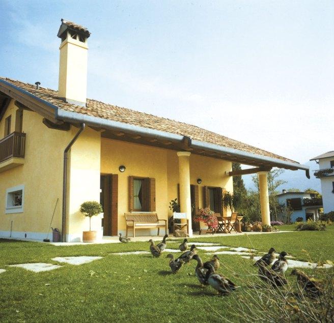 Villa a Castion, Belluno